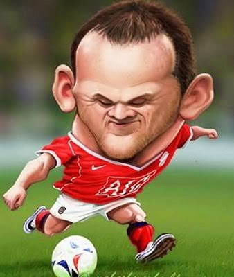 Kumpulan Gambar Karikatur Piala Dunia 2014 Gambar Karikatur Pemain