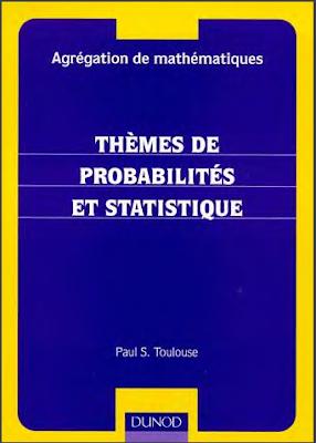 Télécharger Livre Gratuit Thèmes de probabilités et statistique pdf