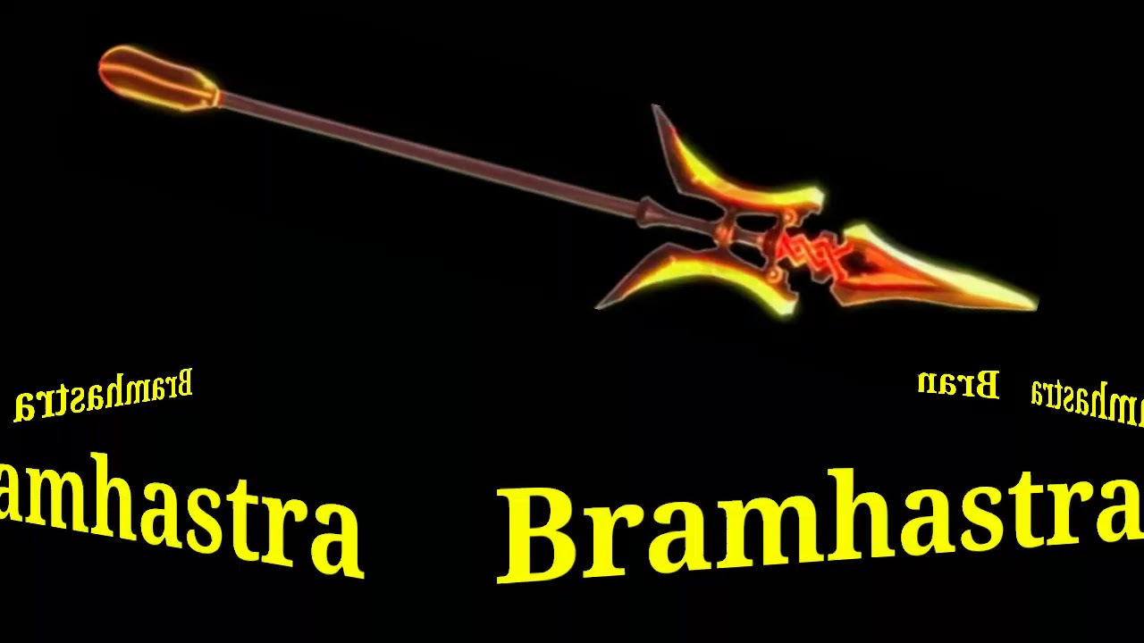 Divine powers and Brahmastra