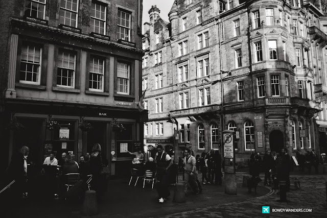 bowdywanders.com Singapore Travel Blog Philippines Photo :: Scotland :: Scotland on Foot: Walking in and Around Edinburgh