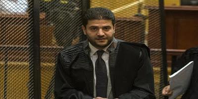 الحكم على نجل مرسى, السجن المشدد 10 سنوات, أسامة محمد مرسى,