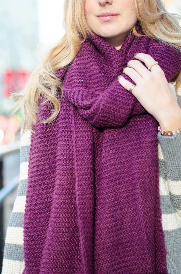 Winter outfits, Blanket Scarf, How to style a blanket scarf