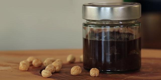 pekmezli nutella tarifi, doğal nutella tarifi, www.kahvekafe.net