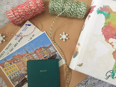 Travel fan present ideas for Christmas