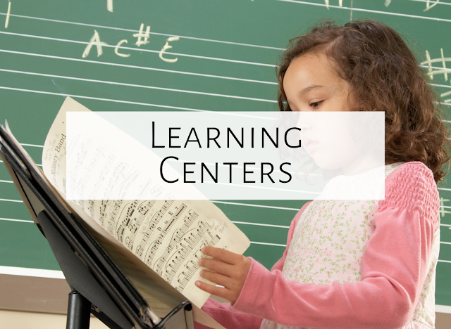 Learning Centers in the Kodaly-inspired Classroom