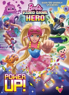 Barbie em um Mundo de Video Game Torrent – BluRay 720p e 1080p Dual Áudio