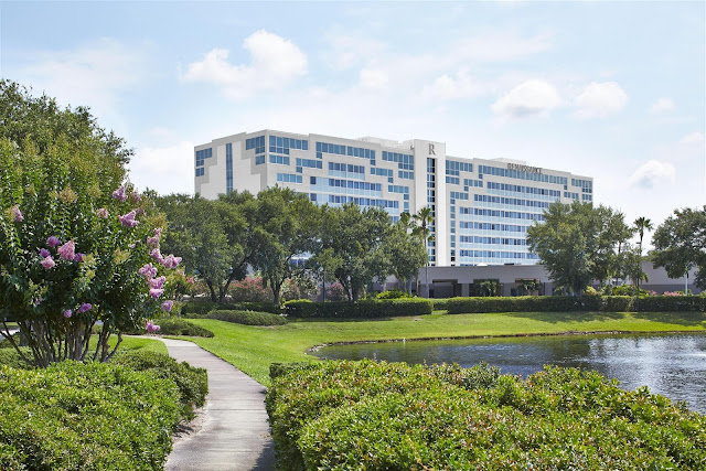 Enjoy the modern charm, deluxe amenities, and friendly service at Renaissance Orlando Airport Hotel by Marriott.