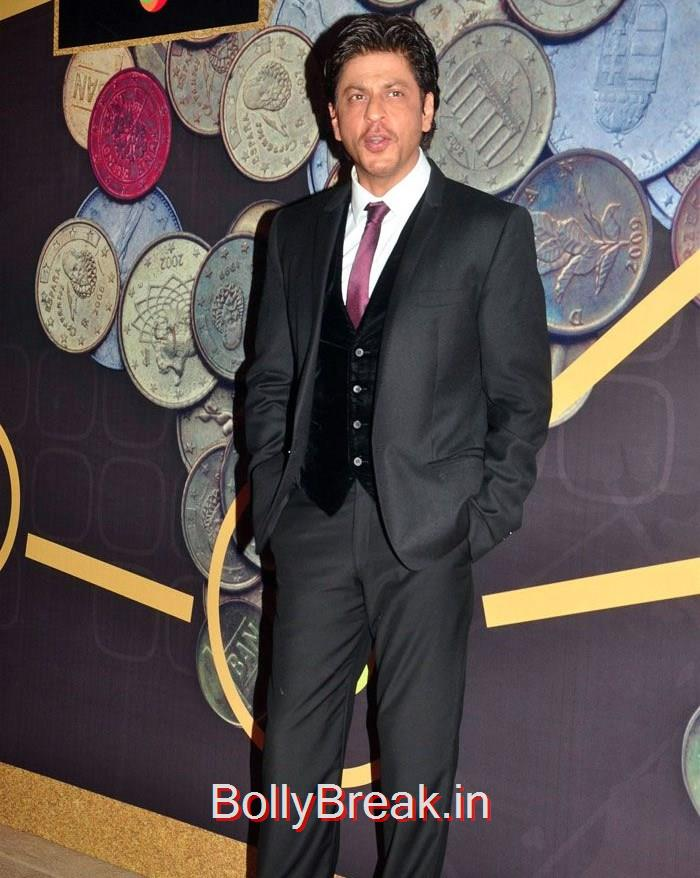 Shah Rukh Khan, Eesha Koppikhar, SRK at the 2nd edition of NRI of the Year Awards