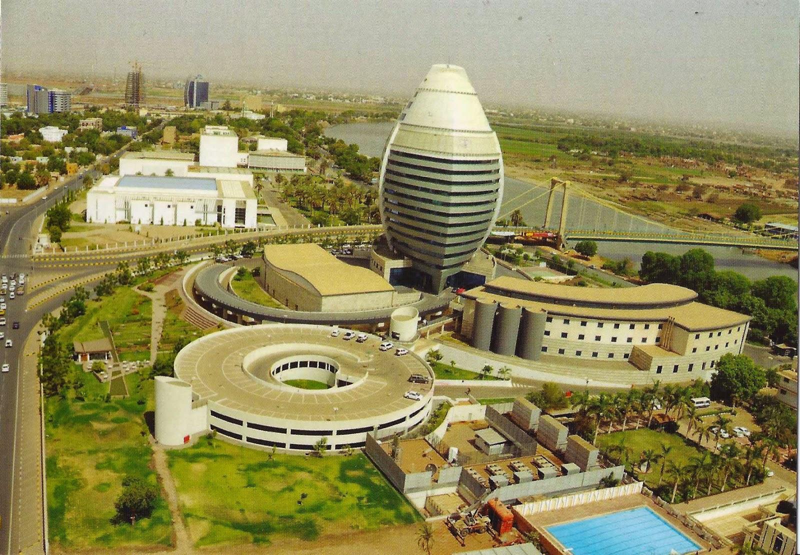 Hotels In Khartoum Sudan  Star