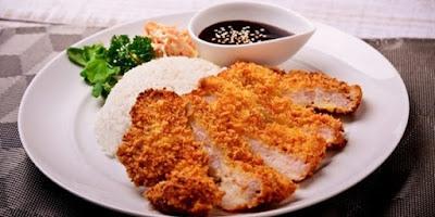 Resep Chicken Katsu Teriyaki Crispy