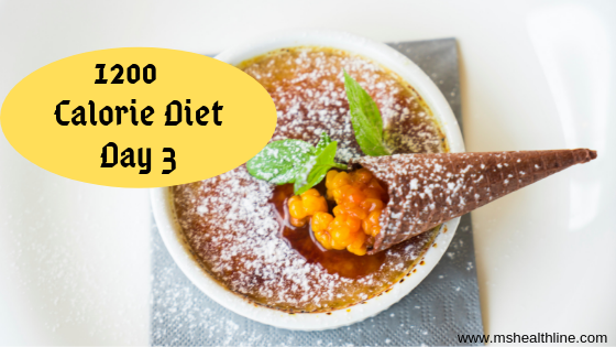 1200 Calorie Meal Plan | 7 Days Healthy Diet Plan | MS