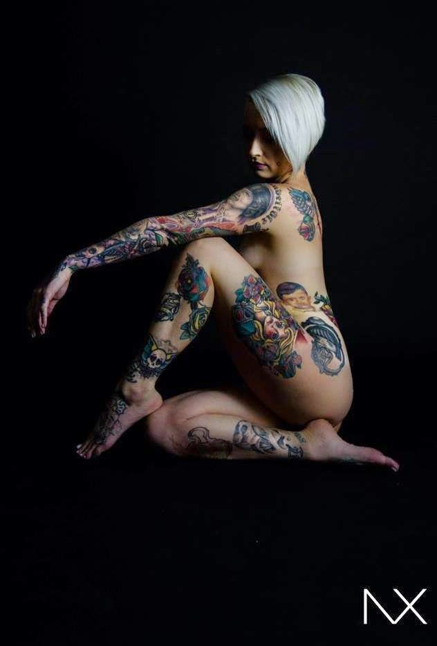 Vany Vicious | Sexy Tattooed Girls | Women Tattoos