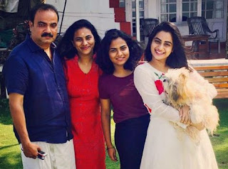 Namitha Pramod  Actress Family Husband Parents children's Marriage Photos