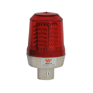 wetra led aviation obstruction light systems