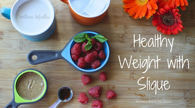 Healthy weight with Slique #youngliving #challenge #weight #health