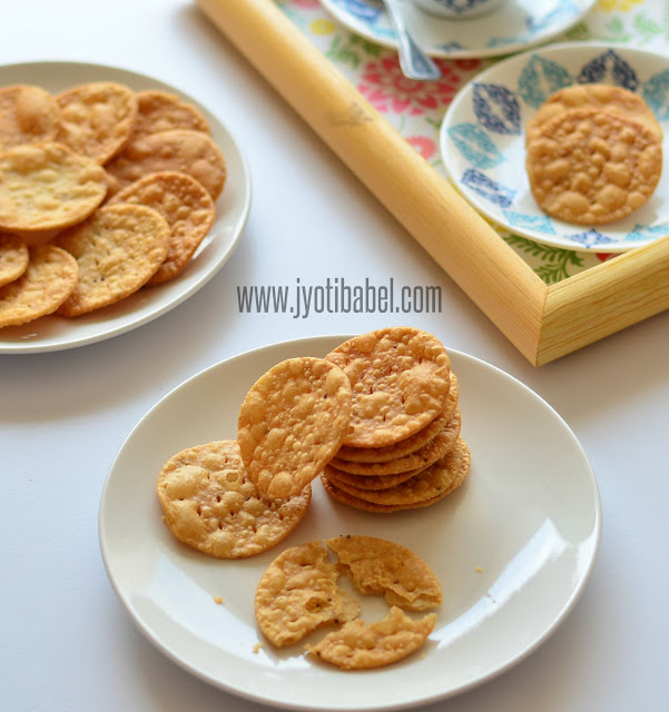 Whole Wheat Papdi | How to Make Whole Wheat Papdi. The recipe of whole wheat papdi I am sharing here is 100% maida/refined flour free.