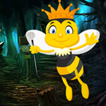 G4K Fantasy Bee Rescue Game