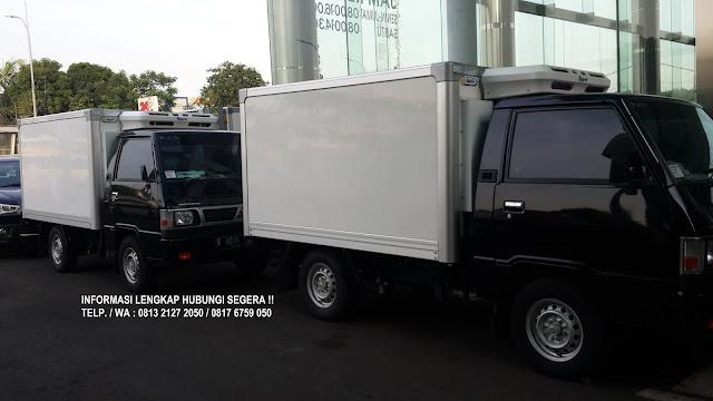 dealer mobil box freezer pendingin mitsubishi - colt l300 - colt t120 ss - 2020