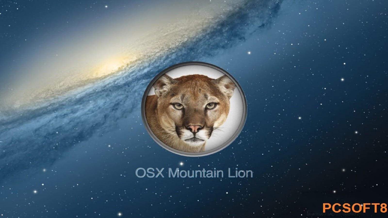 Pcsoft891: Mac OS X Lion 10 7 5 DMG Free Download