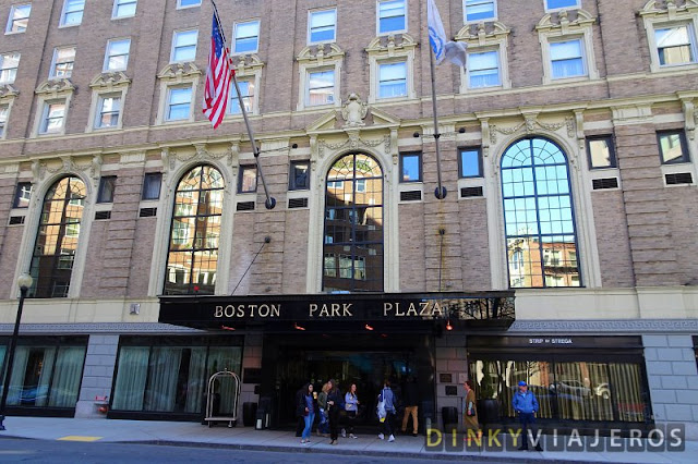 Hotel Boston Park Plaza