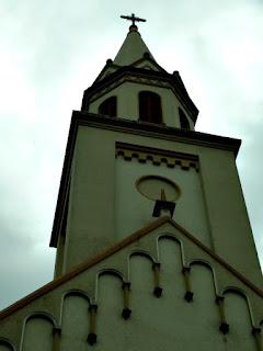 Torre da Igreja Católica, Novo Hamburgo