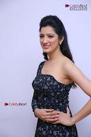 Telugu Actress Richa Panai Stills in One Shoulder Floral Long Dress at Rakshaka Bhatudu Movie Interview  0145.JPG