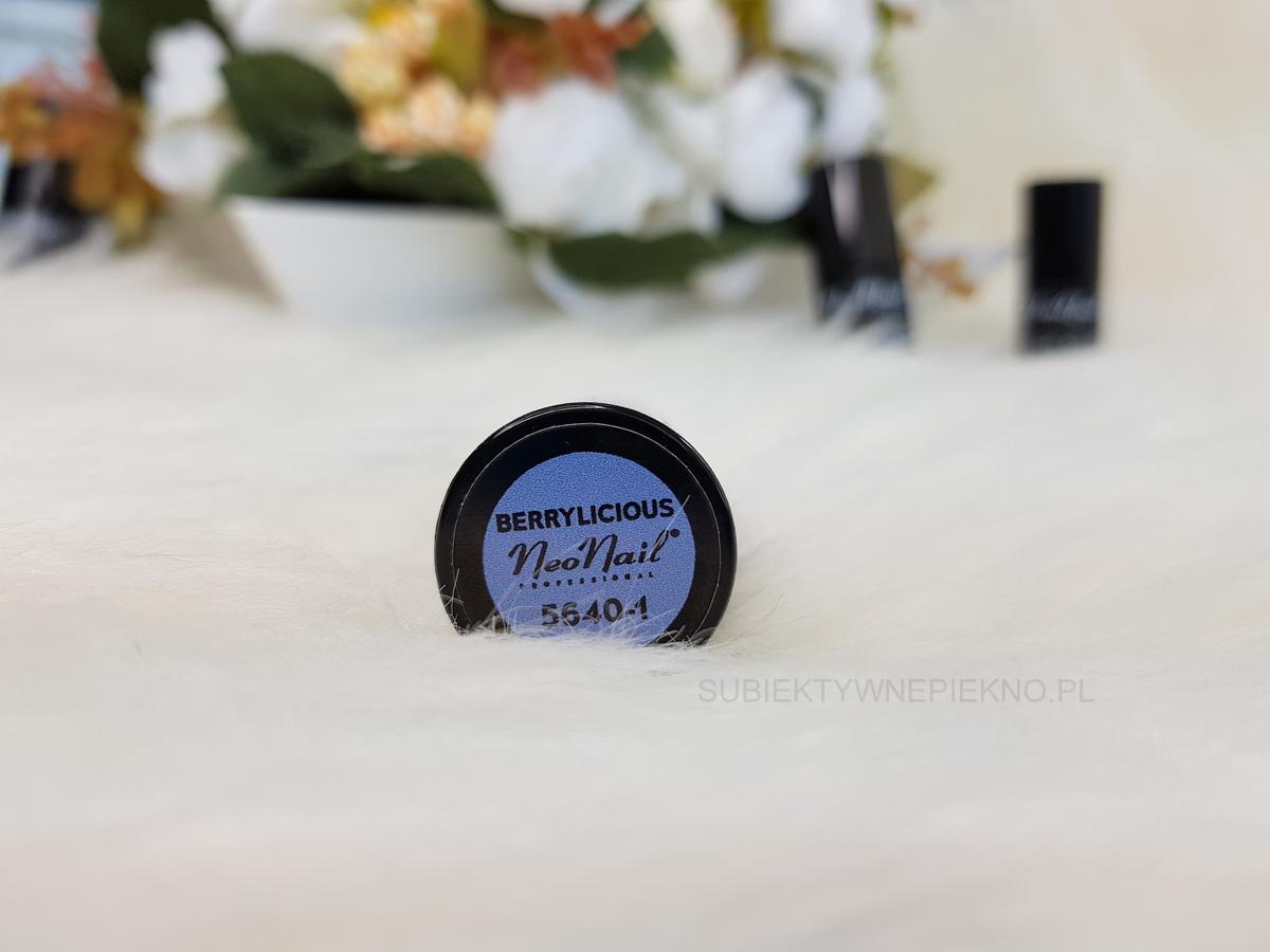 Lakier hybrydowy Berrylicious NeoNail 5640 | Delicious by Joanna Krupa