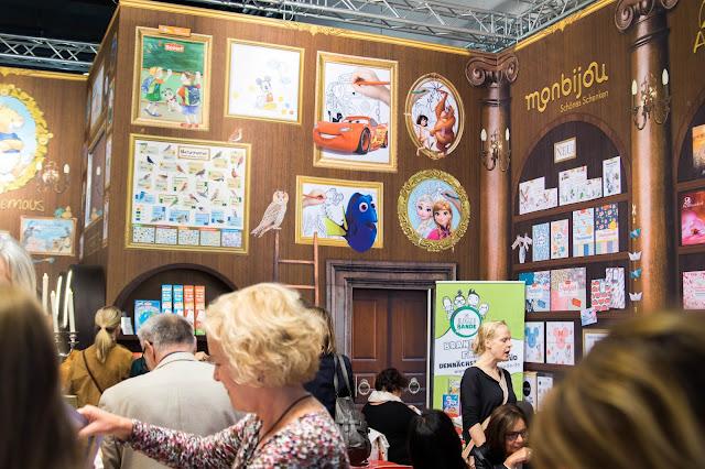 Messe Frankfurt, Buchmesse, 2016, fbm 2016, Leo Lausemaus