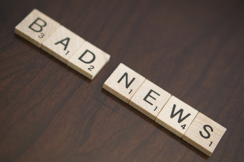 The Psychology of Bad News