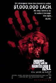 Watch House on Haunted Hill Online Free 1999 Putlocker