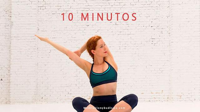 Yoga exprés día Lunes