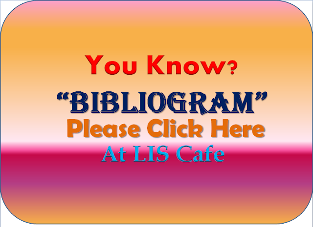 Bibliogram by LIS CAfe: Asheesh Kamal