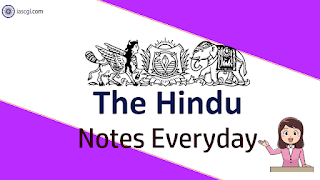 The Hindu Notes 2 May 2019 Important Articles