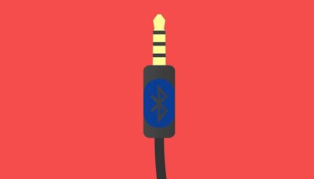 Turn AUX input speaker into Bluetooth speaker