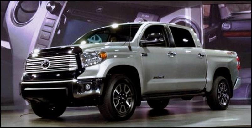 2019 Toyota Tundra Diesel Platinum Sr
