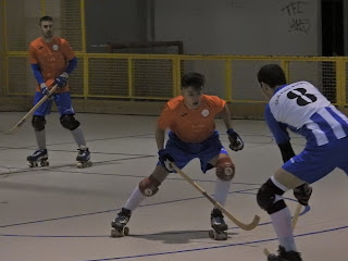 Hockey |El Gurutzeta pierde en Burgos y se mantiene noveno en la liga Norte