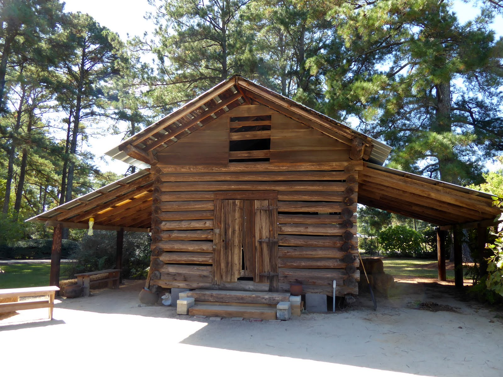 Retired Nomads: Cape Fear River Trail & Cape Fear Botanical Gardens ...
