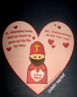 St valentine catholic