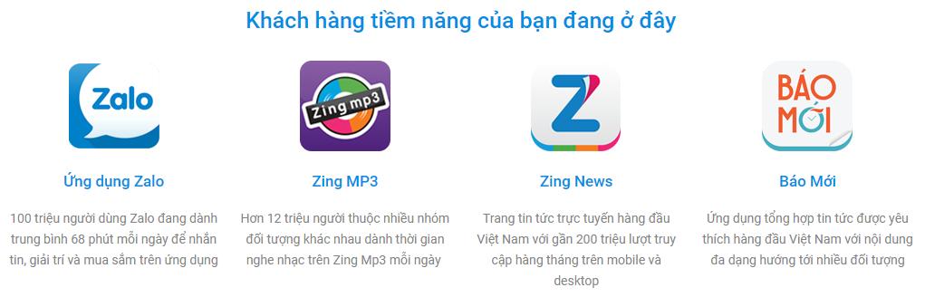 Ads Zalo là nền tảng quảng cáo và marketing mới cho doanh nghiệp
