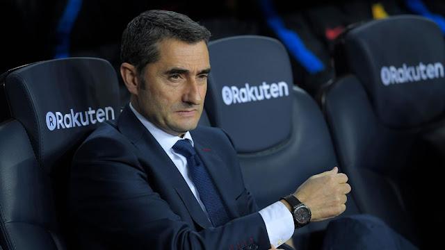 Ernesto Valverde vers un triplet avec FCB