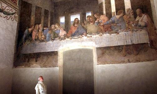 A Verdade Escondida Da Pintura Da Última Ceia Sobre Jesus E Judas
