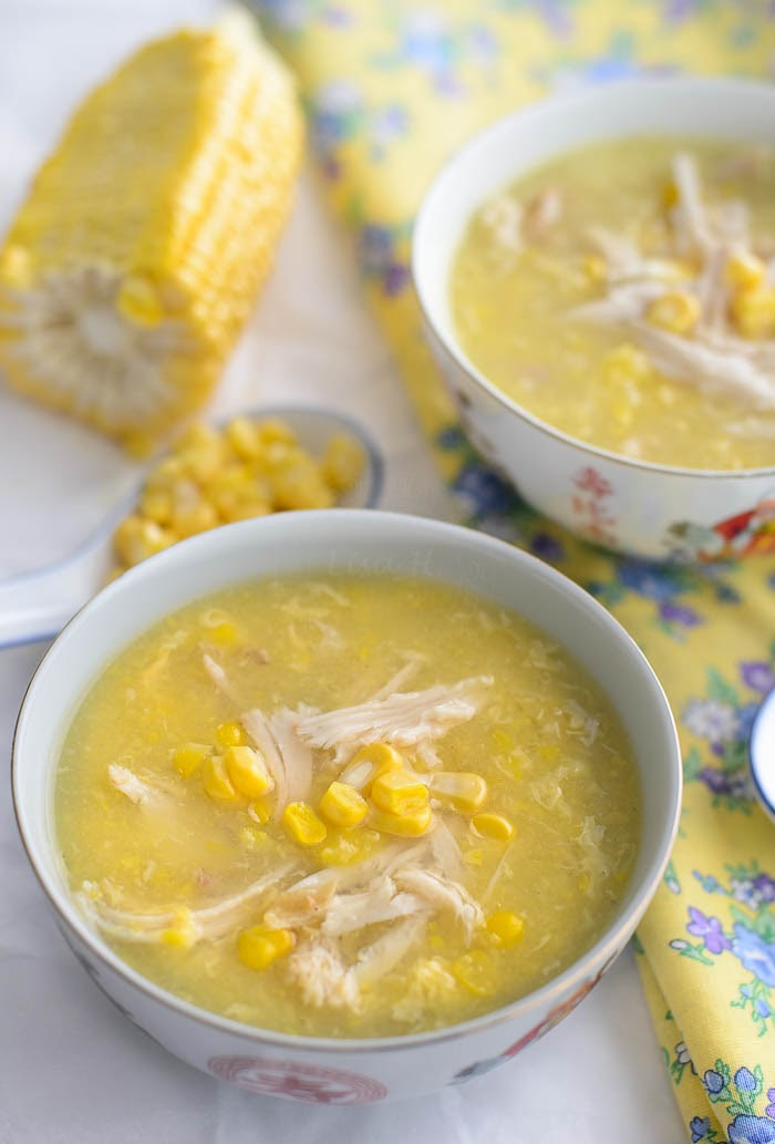 chicken corn soup chinese