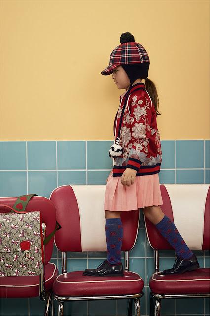 #GucciKids #Bomber #shopping #otoñoinvierno1718 #modaniña