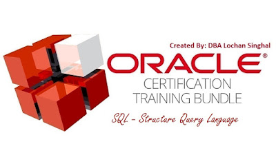 Oracle DBA - SQL (English) - For Beginners