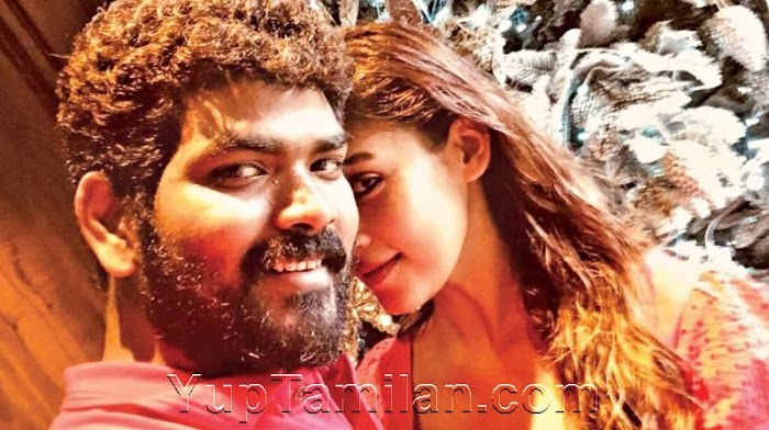 Nayanthara-Vignesh Shivan Together Dating and Romantic Pictures|Images|Photos