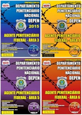 Apostila Departamento Penitenciário Nacional (Depen)