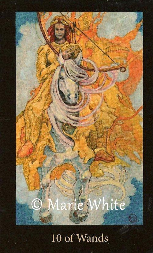 Tarot Notes A Journey Through My Tarot Decks The Magician: Tarot Notes