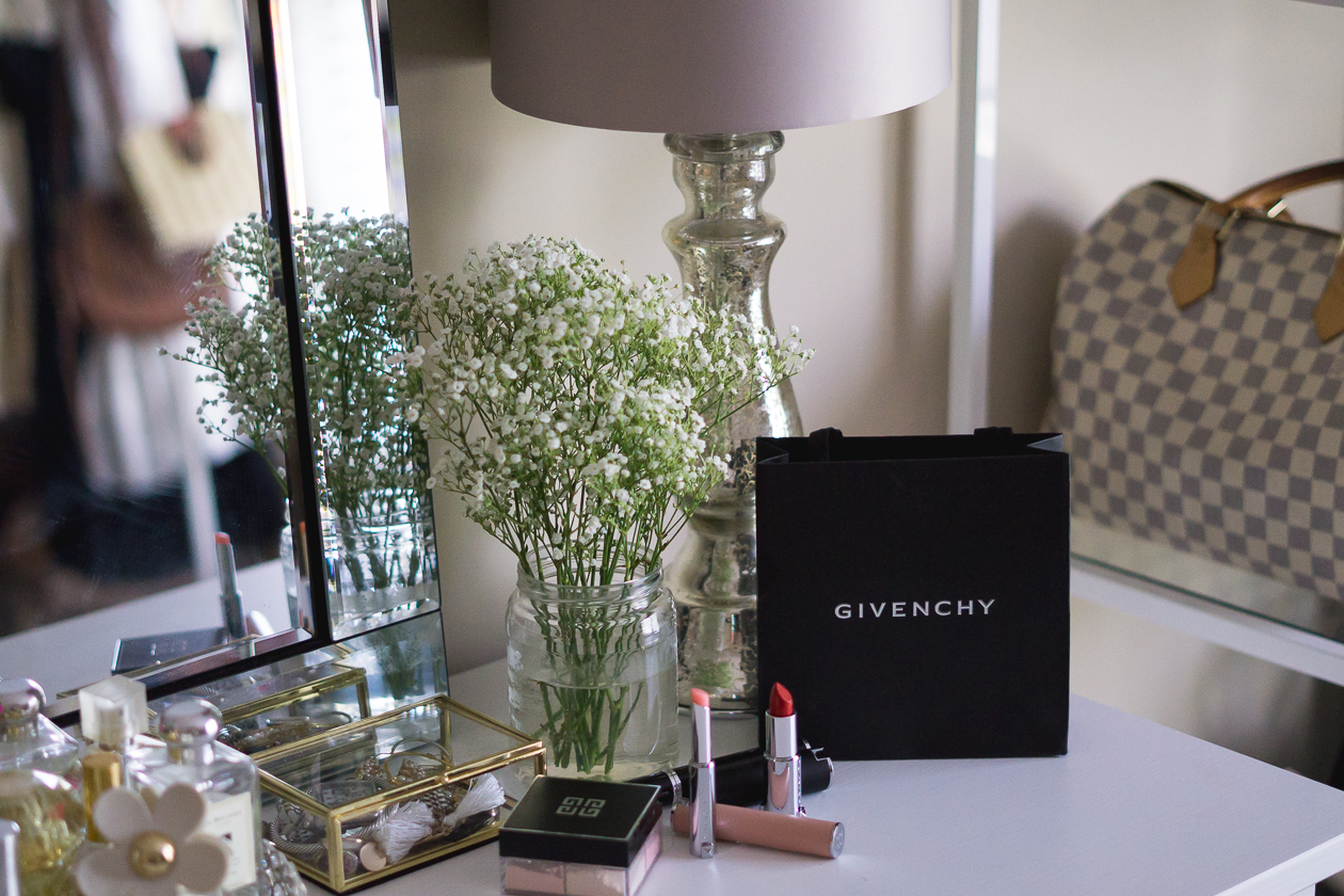 givenchy beauty, best mascara, best red lip, red lipstick