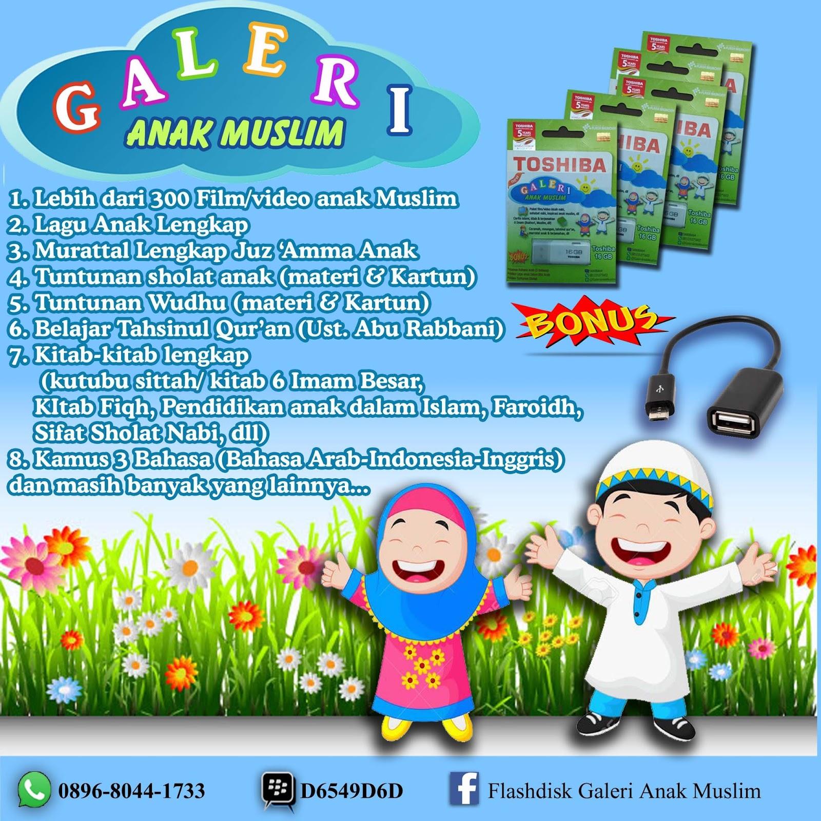 GALERI ANAK MUSLIM