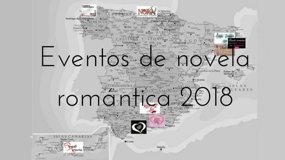 eventos de novela romántica 2018